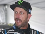 Ken Block, 2016 G3PR World Rallycross race, August 2016