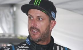 Ken Block, 2016 G3PR World Rallycross race, August 2016