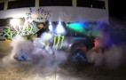 This Is What A Ford RaptorTRAX AWD Burnout Looks Like: Video