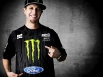 Ken Block joins Monster Energy and Ford for 2010