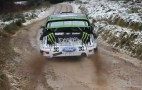 Video: Ken Block Ruins Another Rally Car In Practice For Wales Rally GB