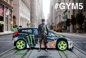 Ken Block teases Gymkhana FIVE