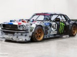 1965 Ford Mustang Hoonicorn RTR Twin Turbo