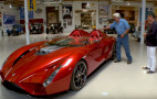 Ken Okuyama gives Jay Leno the ins and outs of the Kode 57 supercar