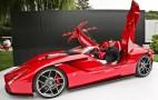 Ferrari Enzo designer unveils limited edition Kode57 supercar