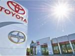 Kendall Toyota  -  Eugene, OR  -  First LEED Platinum dealership facility