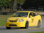 Kevin Fandozzi en route to victory at Road America