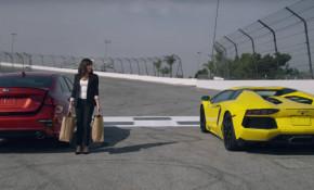Kia compares its new Forte to the Lamborghini Aventador