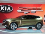 Kia Cross GT Concept, 2013 Chicago Auto Show