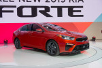 2019 Kia Forte reveals its Stinger-inspired design at 2018 Detroit auto show