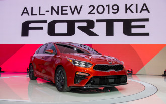 2019 Kia Forte video preview