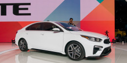 2019 Kia Forte tricked out to tune of 35 mpg