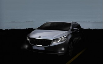 Kia Teases New MPV: 2014 New York Auto Show