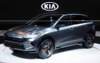 Kia Niro EV concept at CES: 238 miles of range from 64-kwh battery