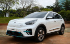 Kia Niro electric car debuts in Korea