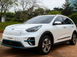 Kia Niro EV in Korea