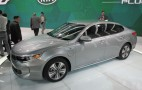 2017 Kia Optima Coming With Hybrid, Plug-In Hybrid Options