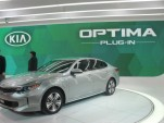2017 Kia Optima Plug-in Hybrid, 2016 Chicago Auto Show