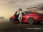 Steven Tyler in Kia Stinger Super Bowl 52 ad