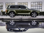 Kia Telluride could share K900's longitudinal, rear-drive underpinnings