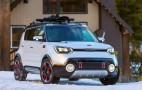 Kia Trail'ster e-AWD Soul Hybrid Concept Unveiled At Chicago Auto Show