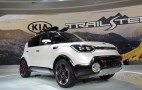 Kia Soul-Based Trail'ster Concept Features Electric AWD: Live Photos From Chicago Auto Show