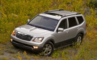 Kia Drops 2010 Borrego From Lineup, Fate TBD