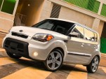 Kia's Soul is also targeted at a younger audience