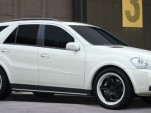 Kicherer tuned Mercedes ML 420 CDI - quicker than a Porsche Cayenne S
