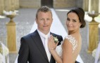Kimi Räikkönen marries model girlfriend Minttu Virtanen