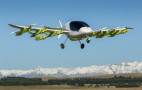 Google founder Larry Page's flying taxi takes flight