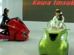 Kobot personal transportation electric vehicles