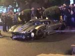 Koenigsegg Agera R crash - Image via Global Car Wanted