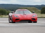 Koenigsegg Agera R Gets Guinness Cred And World Record: Video