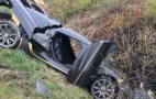 Koenigsegg Agera RS commissioned by US buyer crashed during testing