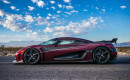 Koenigsegg Agera RS during 2017 production car land speed record attempt
