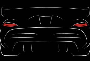 Koenigsegg Agera successor teaser