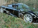 Koenigsegg CCX crashes in Long Island
