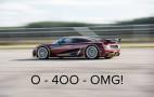 Koenigsegg ready to challenge Bugatti Chiron's 0-400-0 kph record