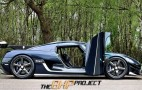 1,341-HP Koenigsegg One:1 Hits 225 MPH--Updated With New Video