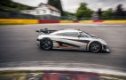 Koenigsegg One:1 Smashes Record For 0-300-0 KMH Run--Updated With New Video