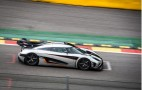 Koenigsegg One:1 Breaks Its Own Record At Spa: Video