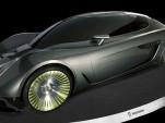Koenigsegg Quant Electric Supercar