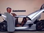 Koenigsegg Regera Autoskin Mode