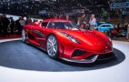 Koenigsegg Regera revealed in production trim, will hit 186 mph in 10.9 seconds