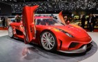 Koenigsegg heading to New York Auto Show with Regera, One:1