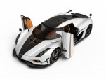 Koenigsegg Regera with Ghost high-downforce package
