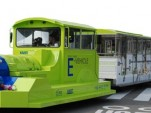 Korea Advanced Institute of Science and Technology electric road trial; photo courtesy KAIST