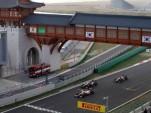 Korean International Circuit in Yeongam - Image courtesy of McLaren