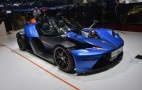 KTM X-Bow To Adopt Audi TT RS Five-Cylinder Engine: Report